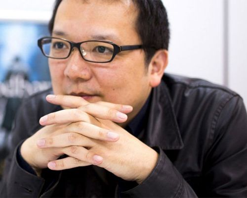 la historia de hidetaka miyazaki